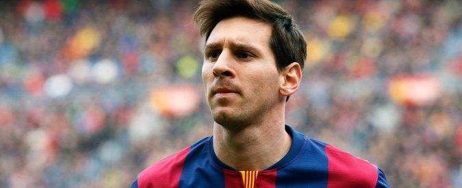 Lionel Messi e il padre condannati a 21 mesi di carcere per frode fiscale