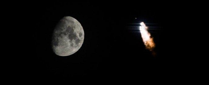 """La Nasa vuol portare sulla Luna un pezzo di asteroide: """"Trampolino per Marte"""""""