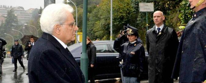 """Sequestro Moro, Mattarella in Via Fani. Fioroni: """"Casimirri ancora latitante"""""""