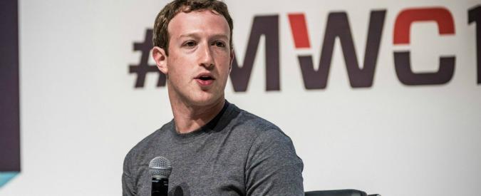 Cambridge Analytica, Ue a Facebook: 'Chiarimenti entro 15 giorni'. Zuckerberg testimonierà davanti al Congresso Usa
