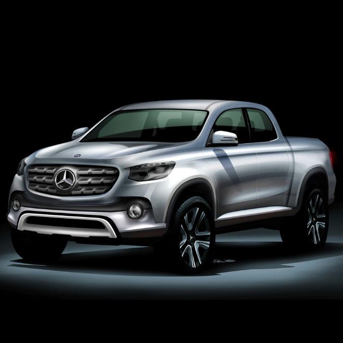 Mercedes-Benz prevede il boom dei pick-up. E annuncia il primo modello di lusso