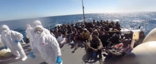 Migranti, nel Def il governo chiede all'Ue flessibilità per 3,3 miliardi. Ma l'Italia ne spende solo 1,1: lo dicono i ministeri