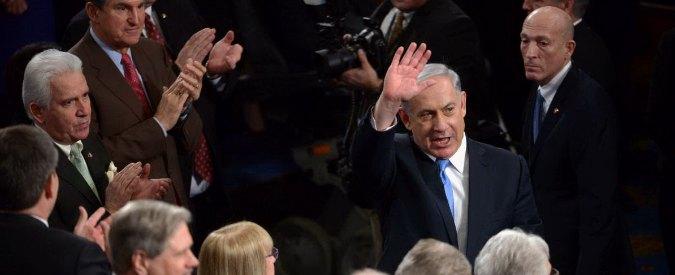 """Israele, analisti: """"Con discorso negli Usa Netanyahu prende voti a centro e destra"""""""