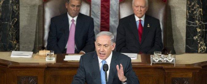 """Netanyahu al Congresso Usa: """"Nucleare, con intesa l'Iran avrà la bomba atomica"""""""