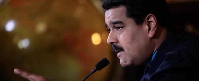 Venezuela: le sanzioni Usa sono un regalo ai becchini della democrazia