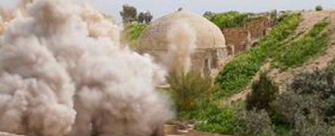 """Isis, """"jihadisti hanno distrutto templi cristiani e la tomba del re Mar Behnam"""""""