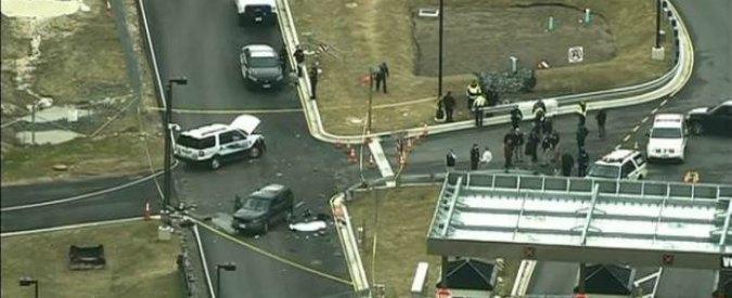 """Usa, sparatoria davanti alla sede della Nsa: """"Morto l'assalitore, c'è un ferito"""""""