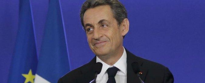 Francia, Sarkozy ci riprova: un libro per candidarsi alle presidenziali del 2017
