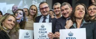 """Ex M5S Pinna in Scelta Civica, Zanetti: """"Via il loden, noi siamo il rinnovamento"""""""