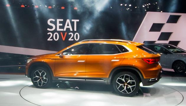 Seat 20V20 posteriore