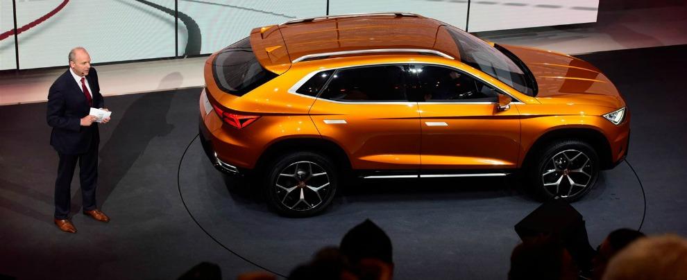 Salone di Ginevra, Seat prepara i Suv per arrivare a vendere 500.000 auto all'anno