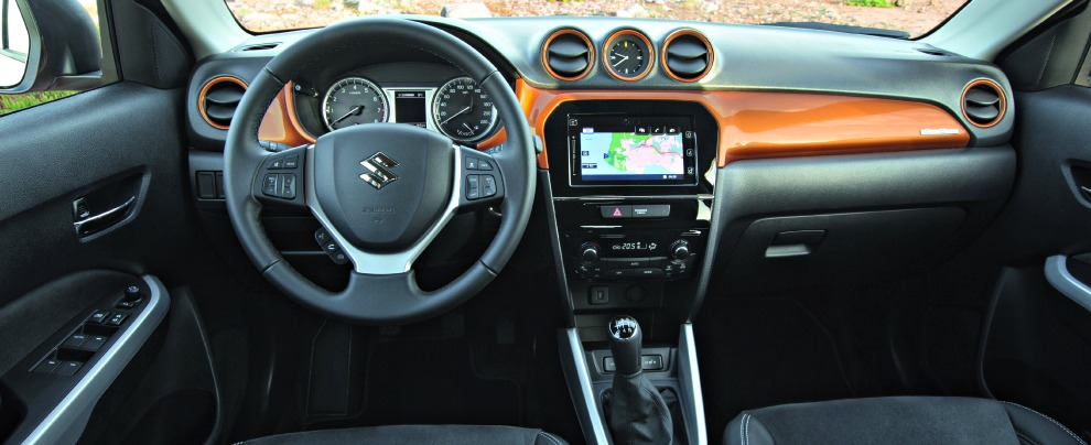 Suzuki Vitara interno
