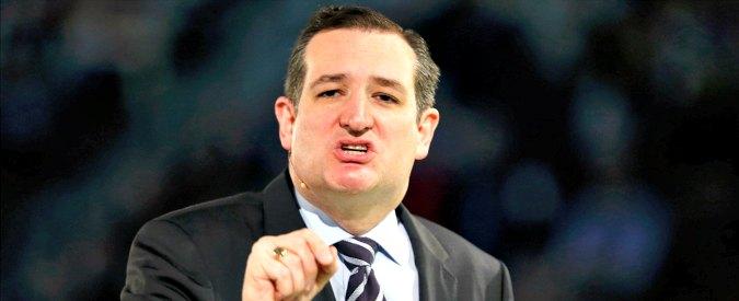 """Primarie Usa 2016, brilla la stella di Ted Cruz: conservatore """"puro"""", è in testa ai sondaggi in Iowa, 1° Stato in cui si vota"""