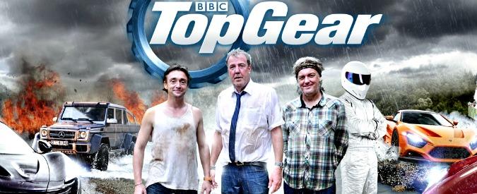 Jeremy Clarkson è fuori da Top Gear. La BBC non gli rinnoverà il contratto