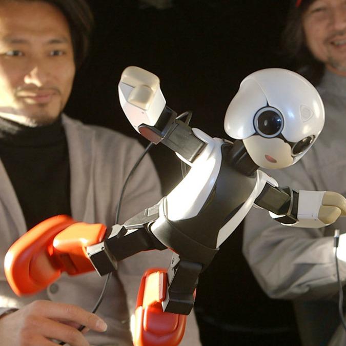 Toyota Kirobo, il piccolo robot-astronauta stabilisce due record nello spazio