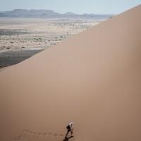 La solitudine sulla duna