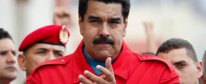 """Venezuela, ok a legge per poteri speciali a Maduro: """"Difesa da attacchi di Obama"""""""