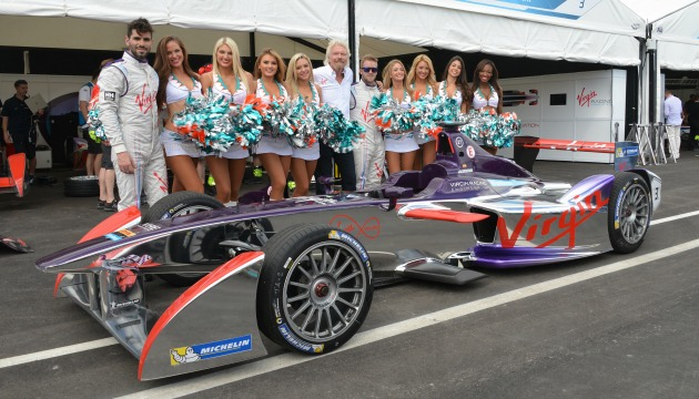 Virgin Formula E