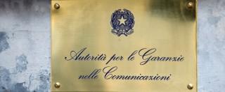 Mediaset sotto assedio, Agcom: 'Possibile veto su operazioni che portino Vivendi a controllare sia Telecom sia Cologno'