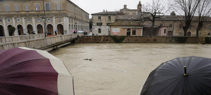 Alluvioni, soluzioni à la carte per mitigare il rischio: nuovi 'trovatori' cercasi!