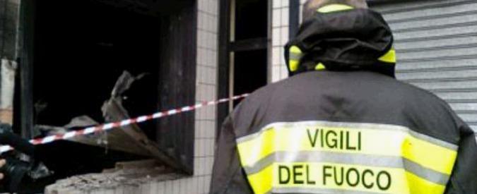 Esplosa bomba carta davanti a sala giochi ad Altamura. Otto feriti, tre gravi