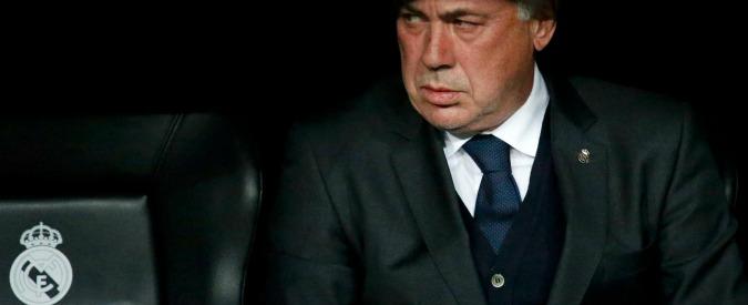 """Champions League, Real Madrid ko con lo Schalke. Tifosi e stampa: """"Via Ancelotti"""""""