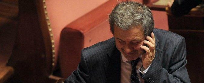 Antonio Azzollini, richiesta d'arresto per il crac case di cura Divina Provvidenza
