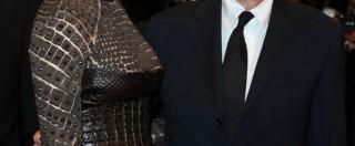 """Domenica In, Dario Argento: """"Asia non esce più di casa per paura degli agenti segreti. Brizzi? L'ho conosciuto, molto simpatico"""""""