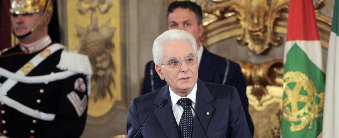 Mattarella e le auto blu: bel taglio Presidente, ma siamo solo agli inizi
