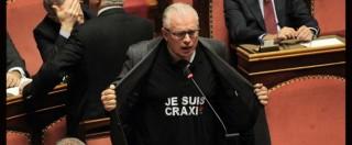Pena di morte, fucilazioni in piazza: le proposte choc del senatore Barani