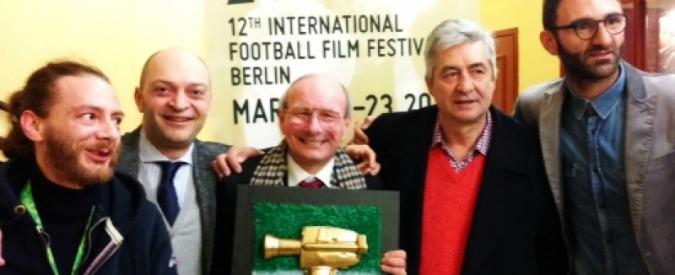 La 'Meravigliosa stagione fallimentare' del Bari vince festival cinema sportivo di Berlino