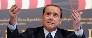 """Processo Ruby, Berlusconi assolto: """"Ringrazio magistrati, prova di indipendenza"""""""
