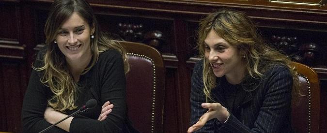 Boschi e Madia: le Marianne