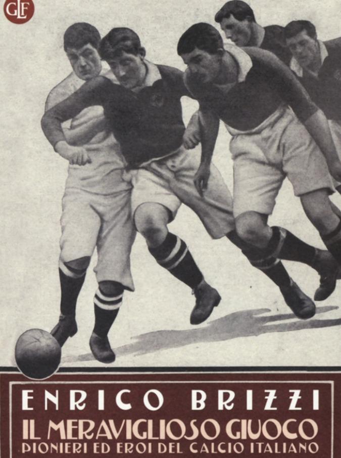 """Enrico Brizzi, nuovo libro 'Il meraviglioso giuoco': """"A chi si devono meriti e colpe di 130 anni di rincorse a un pallone?"""""""
