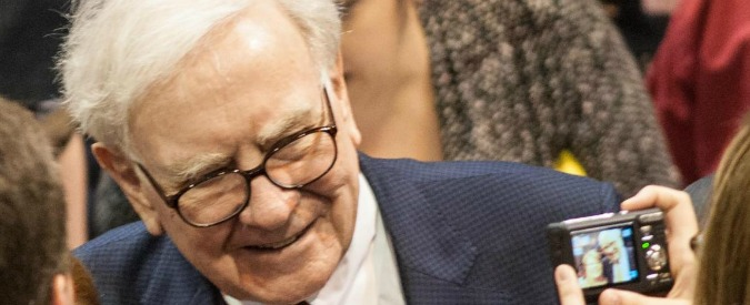 Warren Buffett compra per 37,2 miliardi gruppo di componenti aerospaziali