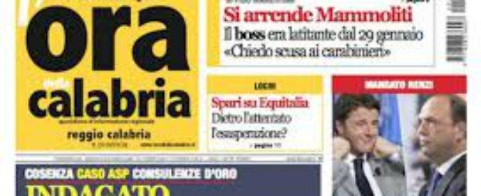 """Calabria, giornalista pubblica relazione su scioglimento per mafia. """"Ricettazione"""""""