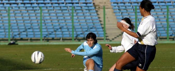 Calcio femminile, nonostante la promessa di Tavecchio niente partite in tv