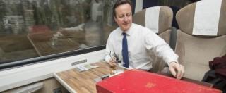 Elezioni Gran Bretagna 2015, exit poll: David Cameron in testa con 316 seggi