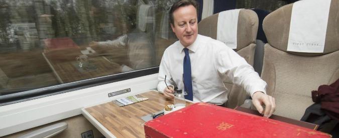 """Regno Unito, l'ala destra dei tories a Cameron: """"Fuori da Ue e da soli nel Wto"""""""
