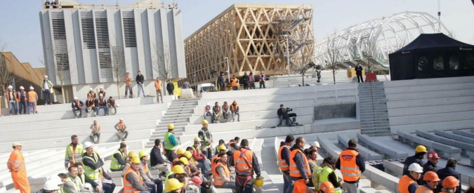 Expo 2015, storia dell'appalto zero: due anni di ritardo e costi raddoppiati