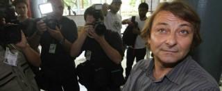 """Cesare Battisti, Orlando: """"Se sarà espulso, pronti a nuova richiesta di estradizione"""""""