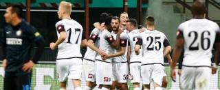 Serie A, risultati e classifica 27° turno: delusione Inter, pari interno col Cesena