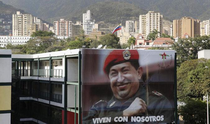 Chavez, la restituzione della patria