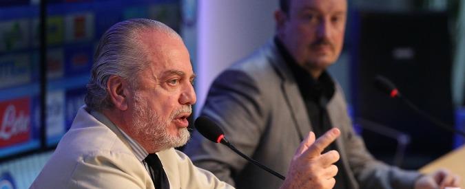 Napoli, silenzio stampa 'ad aziendam': De Laurentiis ordina di non parlare con Sky