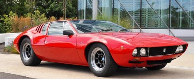 De Tomaso, il marchio auto venduto a cordata svizzero-lussemburghese