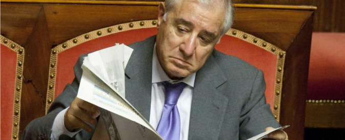 """Marcello Dell'Utri: """"Non sono un ladro di libri. Accusa mi ferisce più di detenzione"""""""