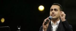 """Campania, Di Maio: """"Nuove elezioni. E azione civile da 3 milioni contro Renzi"""""""