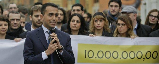 """Corruzione, Di Maio: """"Ddl timido. Il governo ci stupisca e faccia modifiche"""""""