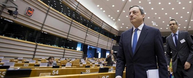 Quantitative easing, l'ottimismo obbligatorio di Mario Draghi