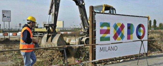 """Expo 2015, c'è il """"camouflage"""": bando da 1 milione per nascondere le incompiute"""